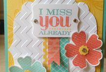 Cards - Friendship / by Darlene Murphy
