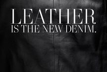 Leather ❤️
