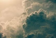 Clouds and skyscapes