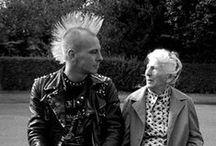punk / Tilannepukeutumisen kurssi, tyyli esittely