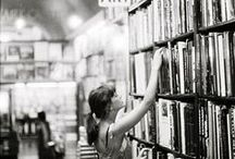 My Bookshop Love Affair / A collection of bookstores and libraries that I wish to go someday...