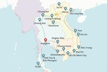 backpacking south-east asia / Asia, traveling