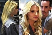 Hair Transformations / Feel Nothing But Confidence with Platinum Seamless Hair Extensions