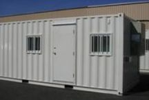 Mobile Offices Trailers / Mobile offices for construction, job sites, schools, disaster relief, temporary housing.