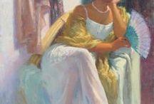 Paintings to Buy / Paintings by Snehal Page