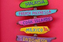 beautiful world / world travel islands