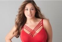 lingerie for curvy women / http://lingerie.bestplussizewomensclothing.com / by Curvy Women