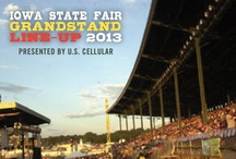 2013 Grandstand Line-up / Check out the 2013 Iowa State Fair Grandstand line-up!