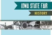 State Fair History  / The internationally-acclaimed Iowa State Fair is the single largest event in the state of Iowa and one of the oldest and largest agricultural and industrial expositions in the country.