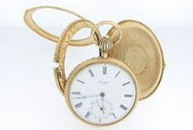 Pocket Watches / Antique pocket watches are not only handsome and intriguing, they are also an excellent investment. If you love collecting timepieces, you'll find that many of these items will continue to gain value the longer you hold onto them. What this means is that you can enjoy the watches now and then pass them onto your family members who will have a valuable collection in the future. In addition to being a wise investment, antique pocket watches also make a wonderful gift.