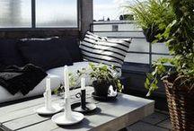 Evia'dan Teras- Balkon Mobilya Önerileri / Teras- Balkon