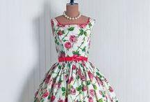 50's & 40's Dress // Passionnément !!