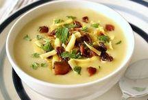 Jídlo - polévky