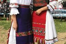 Ie called Romanian folk shirt / IA, Romanian folk are connection between man, sun, moon, water and forests.