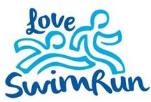 Aquathlon / swimrun, träning, exercise / Aquathlon / swimrun, träning, exercise