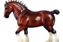 Breyer horses/ Model Horses / by Josi Dreher