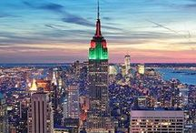 The Big Apple NYC / The city that never sleeps....