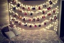 Room decor & storage
