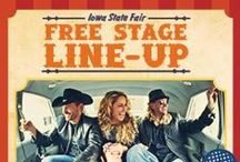 """2014 Free Stage Line-up / From rock legends to country up-and-comers, """"Nothing Compares"""" to this year's entertainment, all free with gate admission. So sit back, relax and enjoy the shows. No matter what time of day it is, you're certain to find something that will entertain everyone in your family."""