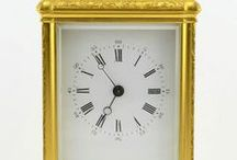 Antique Clocks / Carriage, Ship, Mantel, Mystery, Painting, Ship, Skeleton and Wall Clocks