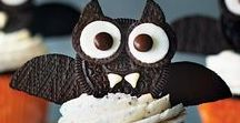 Spooky Food! / Spooky food of all kinds for Halloween
