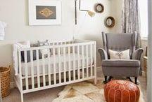 Inspiration chambre d'enfants / #Idees #deco pour les #chambres de vos #enfants.