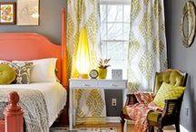 Chambre à coucher / Inspirations #deco pour les plus belles #chambres à coucher!