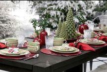 Décorations de Noël / Inspiration pour le Temps des Fêtes! #Noel