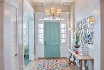 Escaliers/couloirs/luminaires / De l'inspiration pour votre intérieur!