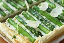 Amazing Asparagus! / I love asparagus!