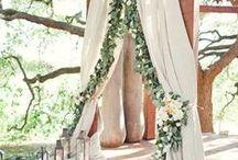 Park bruiloft