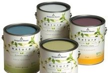 Benjamin Moore greens/greys / Begin met het kiezen van jouw interieur kleuren pallet, voor een karakteristieke uitstraling met een unieke kleurencombinatie.
