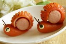 Jídlo - jedlé dekorace