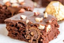 Bonkers about brownies! / I am bonkers about brownies