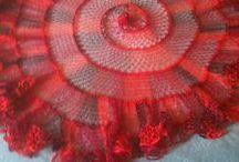 Crochet Sashay Ruffle