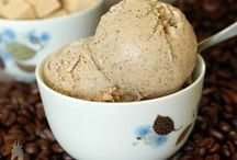 Farm Food - Ice Creams & Frozen Desserts to Try / If it's frozen and yummy, we're pinning it here to give it a try.