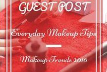 MakeUp Techniques / Makeup is an Art. Dedicated board for makeup tips, makeup techniques, makeup tricks, makeup art, everyday makeup, party makeup, makeup DIYs, makeup hacks