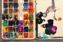 Peintures - paintings
