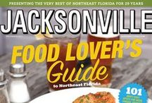 Savory Dishes / by Jacksonville Magazine