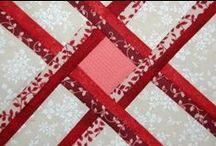 Mes tutoriels patchwork -DIY