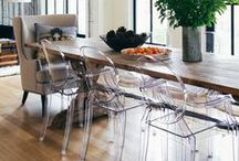 Dining Rooms / Formal or Casual Dining -- we've got it covered!