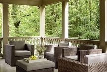 Porches, Decks, and Patios / by B Barlup