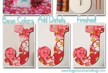DIY & Crafts / do it yourself, crafting, DIY ideas, craft ideas, gift ideas