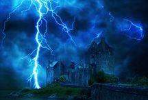 Lightning / by Debra Henry