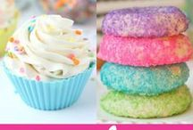 Desserts / dessert, dessert recipes, cake, cookies, donuts, pie