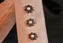 Boutonnage - buttonholes