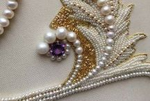Broderie haute couture - embroidery