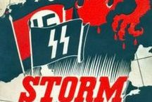 The Storm WW II / The evil men do lives after them / by David Criser