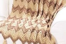 Crochet Afghans / by Lori Lambert