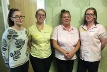 Meet the team..... / Photos of our team from Affinity Supporting People, #Accrington, Birch Green Care Home #Skelmersdale, Riversway Nursing Home #Bristol and Springhill Care Home #Accrington  #Hyndburn #Lancashire